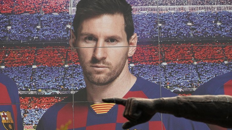 Leo Messi nie pojawi się na treningach Barcelony