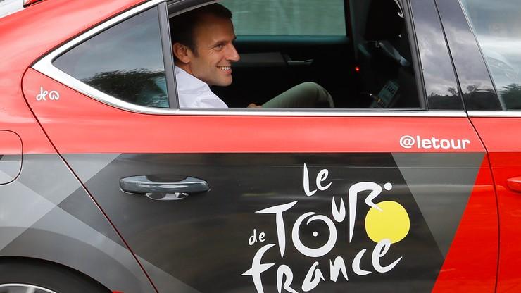 Kłopoty prezydenta Francji. Macron zaczął tracić w notowaniach
