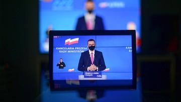 """Zapowiedź nowych obostrzeń w Polsce. """"Ograniczenie kontaktów społecznych"""""""