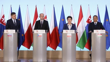 Premier Szydło po spotkaniu V4: UE wymaga reform