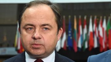 Szymański: nie chcemy zaskakiwać UE propozycjami zmian traktatu