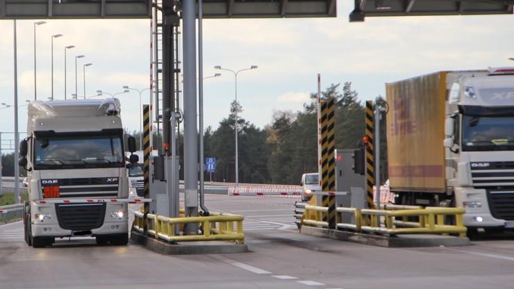 Przyjęto projekt ustawy likwidującej szlabany na państwowych autostradach