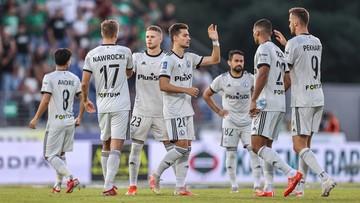 Liga Mistrzów: Legia Warszawa poznała potencjalnych rywali
