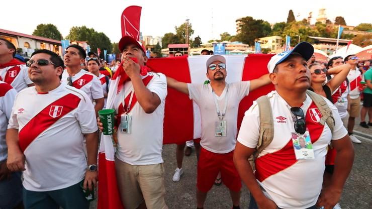 MŚ 2018: Kibice z Peru zapłacili 800 dolarów za taksówkę, by zdążyć na mecz