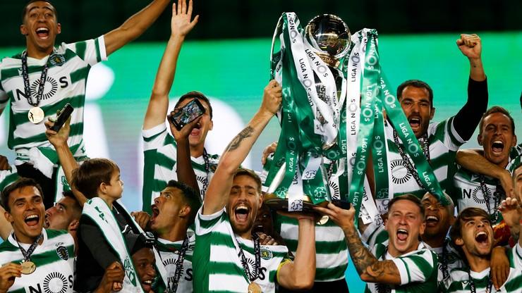 Primeira Liga: Sporting mistrzem Portugalii. Na ten sukces czekał niemal dwie dekady