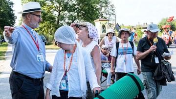 95-latka idzie z Włoch do Polski. Chce dotrzeć na Jasną Górę