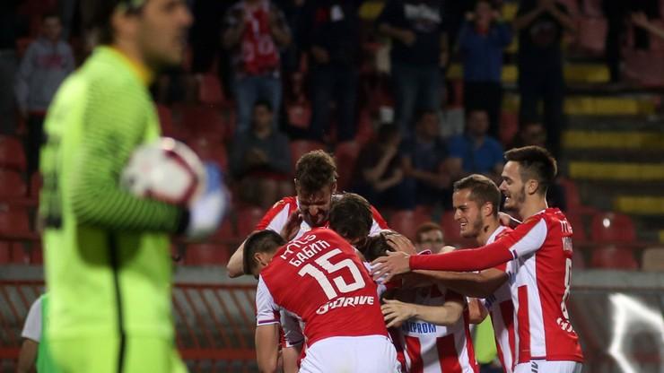 Liga Mistrzów: Crvena Zvezda z awansem do następnej rundy. Drużyna Jacha za burtą