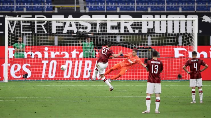 Serie A: Juventus - AC Milan. Relacja na żywo