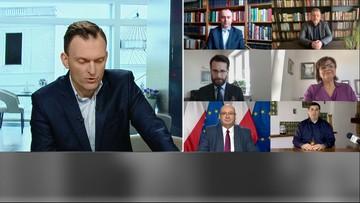 """""""Śniadanie w Polsat News"""""""