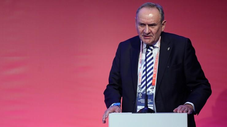 Prezes Polskiego Komitetu Olimpijskiego zrezygnował z funkcji... prezesa