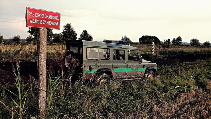 Kazach szedł do ukochanej. Próbował nielegalnie dostać się na Ukrainę