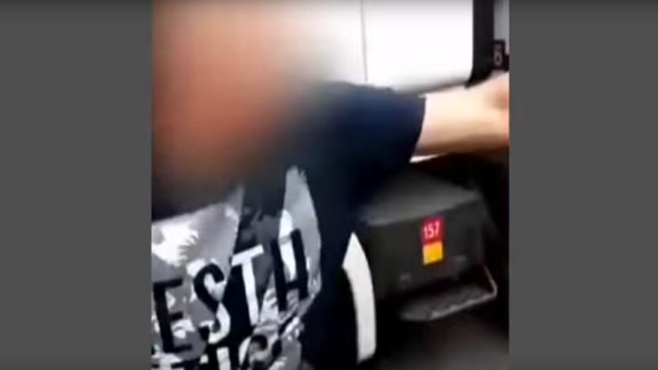Kierowca brutalnie pobity, bo chciał opuścić teren centrum dystrybucyjnego, gdzie trwał strajk