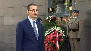 Premier zapowiedział dwukrotne zwiększenie funduszu dla m.in. powstańców i żołnierzy wyklętych