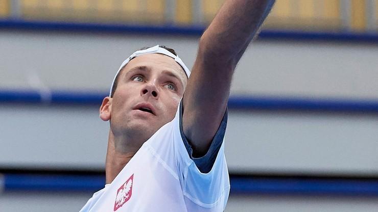 ATP w Wiedniu: Kubot awansował do ćwierćfinału debla