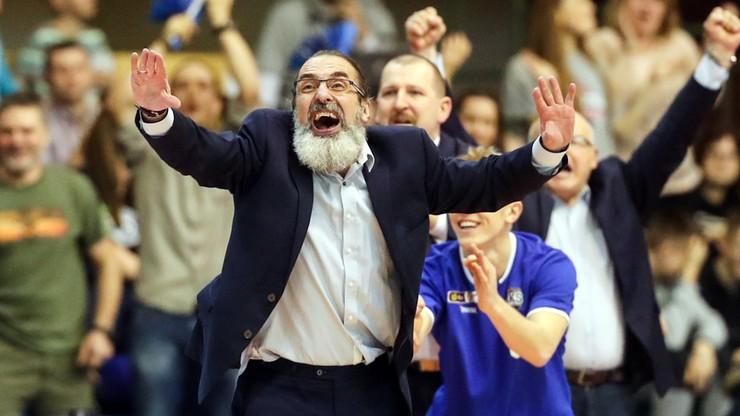 Winnicki trenerem Arged BM Slam Stal Ostrów