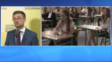 Wyniki egzaminów gimnazjalnych i ósmoklasisty. Szef MEN: poszły dobrze