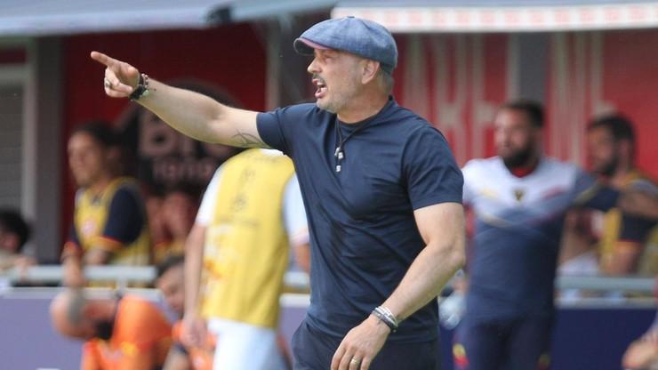 Trener Bolonii Sinisa Mihajlovic wyleczył się z białaczki
