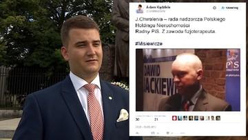 """40 """"Misiewiczów"""" we władzach państwowych firm - listę ujawnia Nowoczesna"""