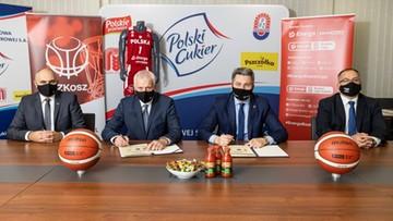 Polska koszykówka pozyskała potężnego sponsora