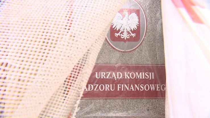 Zażalenie na aresztowanie b. szefa KNF Marka Chrzanowskiego