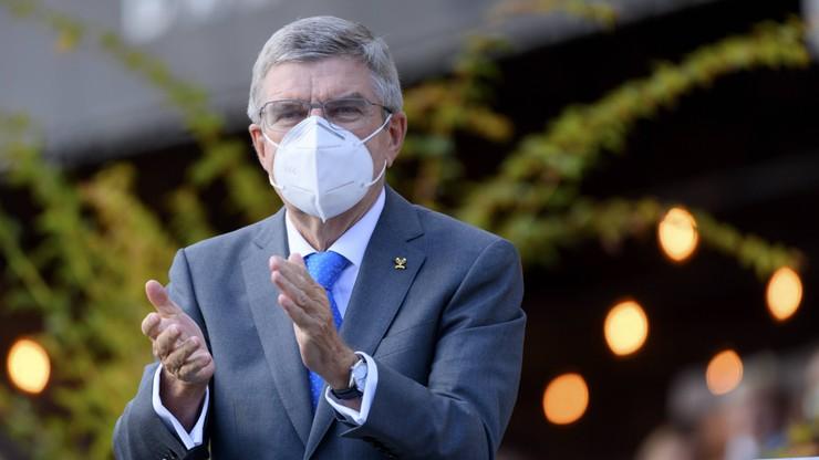Przewodniczący MKOl: Priorytetem bezpieczeństwo igrzysk w Tokio