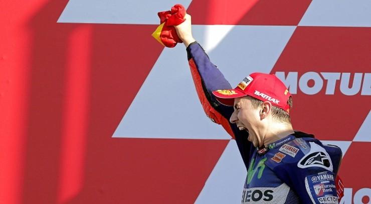 Lorenzo mistrzem MotoGP, Rossi wściekły na Marqueza