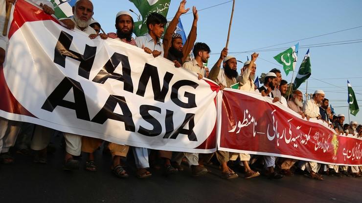 Uwolniono pakistańską chrześcijankę Asię Bibi. W więzieniu spędziła 8 lat
