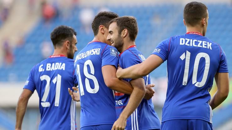 Liga Europy: Piast Gliwice - FK Ryga na sportowych antenach Polsatu