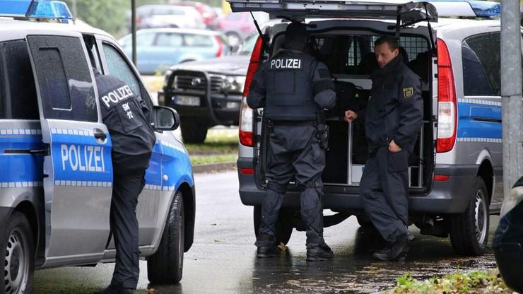 Niemcy: zamach na lotnisko udaremniony. Podejrzany Syryjczyk zbiegł