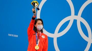 Ohashi złotą medalistką na 200 m st. zmiennym