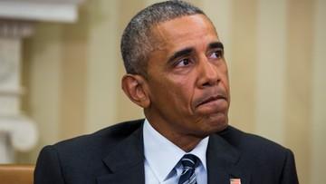 """Obama: zabójca z Orlando był raczej """"domorosłym ekstremistą"""""""