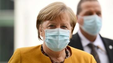 """Merkel wycofuje się z twardego lockdownu. """"To był mój błąd"""""""