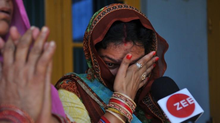 Dożywocie dla trzech osób za gwałt i zabójstwo ośmiolatki w Indiach