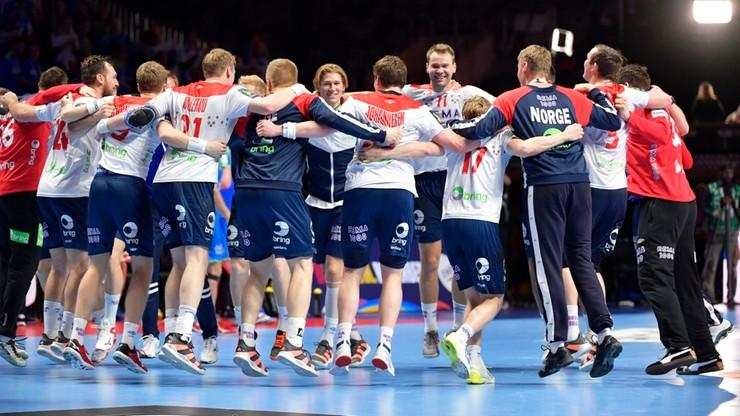 EHF Euro 2020: Norwegia lepsza od Słowenii w meczu o brąz