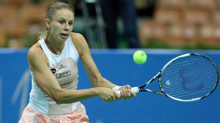 WTA w Hobart: Linette odpadła w 1/8 finału w meczu kwalifikantek