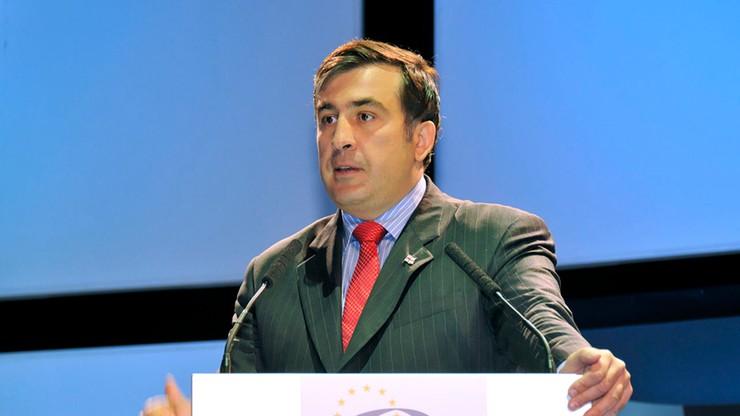 Saakaszwili: Nowa energia w Polsce to wielka nadzieja dla Europy