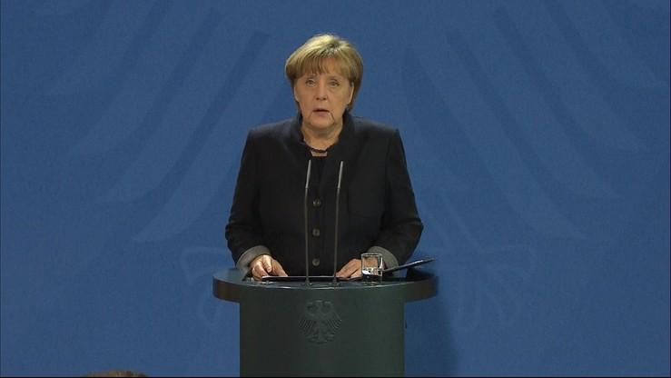 Merkel o zamachowcu: ten ktoś ubiegał się w Niemczech o azyl