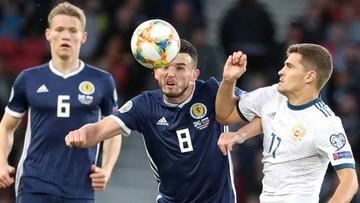 Szkocja: Kadra na Euro 2020