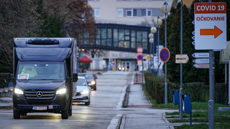 Zakaz wychodzenia z domu. Nowe restrykcje na Słowacji