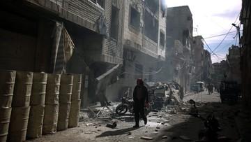 "Armia: dzielnica ""1070 Mieszkań"" w Aleppo zdobyta"
