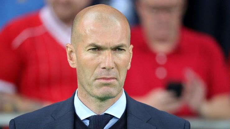 Szok! Zidane nie jest już trenerem Realu Madryt