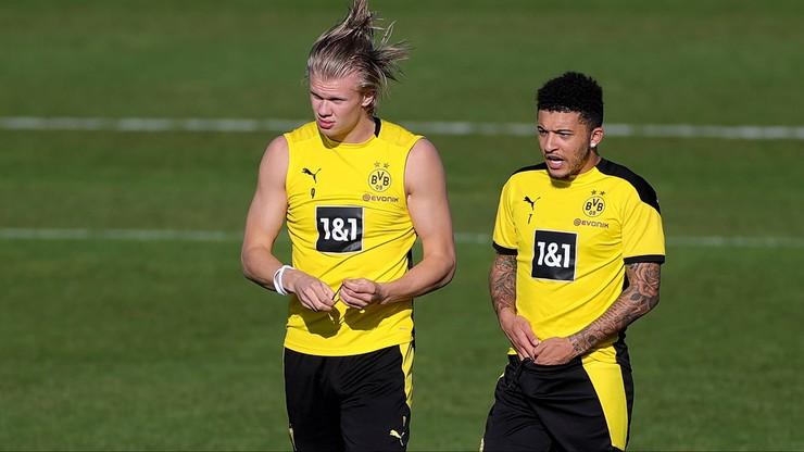 Borussia Dortmund otwarta na sprzedaż Jadona Sancho