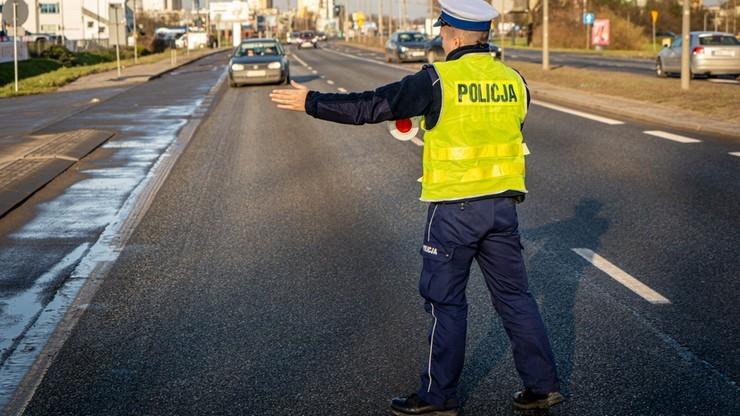 """W piątek policjanci przeprowadzą ogólnopolskie akcję kontrolno-prewencyjną """"Prędkość"""""""