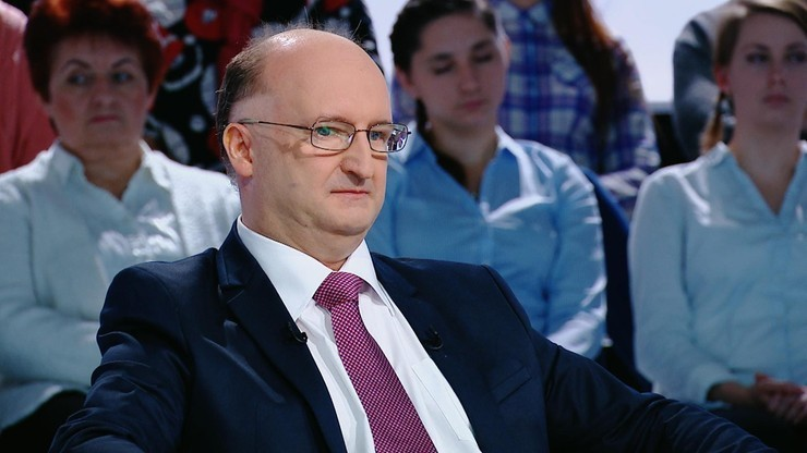 Piotr Wawrzyk wstępuje do PiS. Był kandydatem na RPO