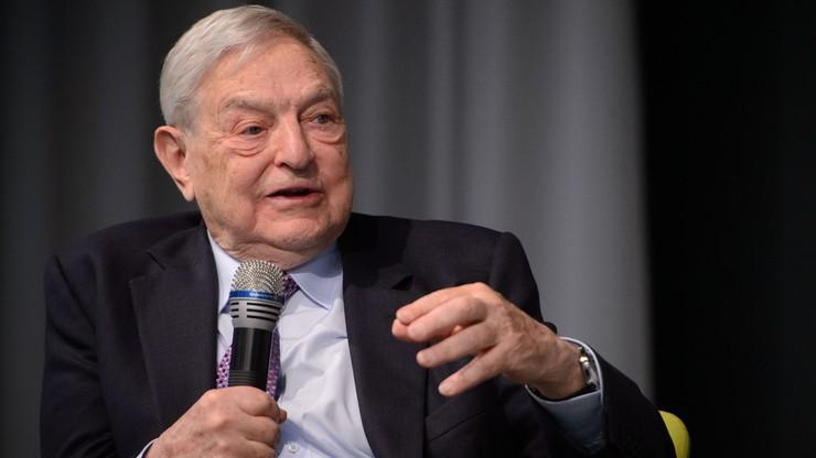 Wyciek dokumentów w USA. Soros, Bezos i Musk nie płacili podatków?