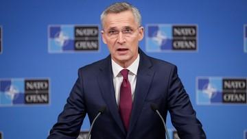 """Ważna deklaracja szefa NATO. """"Jak nastąpi atak Rosji na Polskę, odpowie całe NATO"""""""
