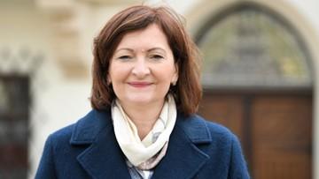 Ewa Leniart kandydatką na prezydenta Rzeszowa. Ma wsparcie PiS