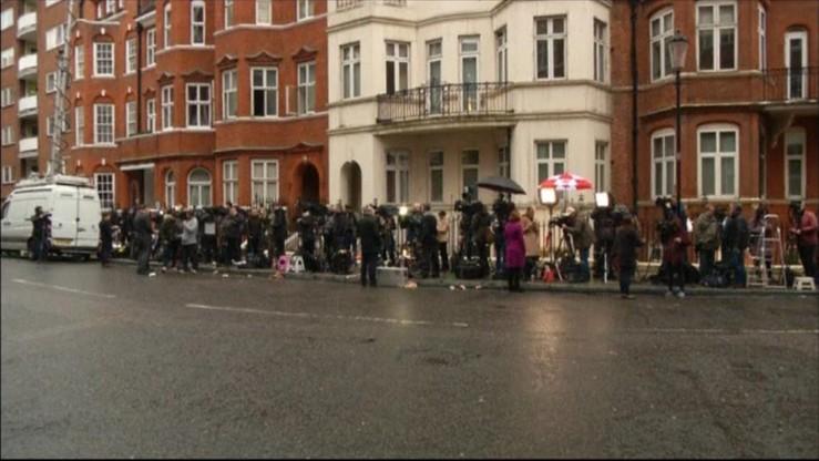 ONZ po stronie Assange'a. Australijczyk wierzy, że odzyska wolność