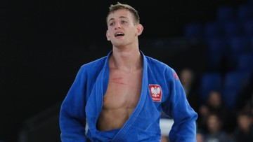 Tokio 2020. Judo: Piotr Kuczera przegrał z Gruzinem i odpadł z turnieju