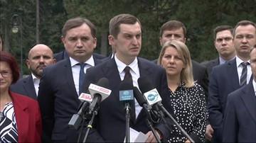 Zbigniew Ziobro: UE staje się miejscem używania brutalnego szantażu